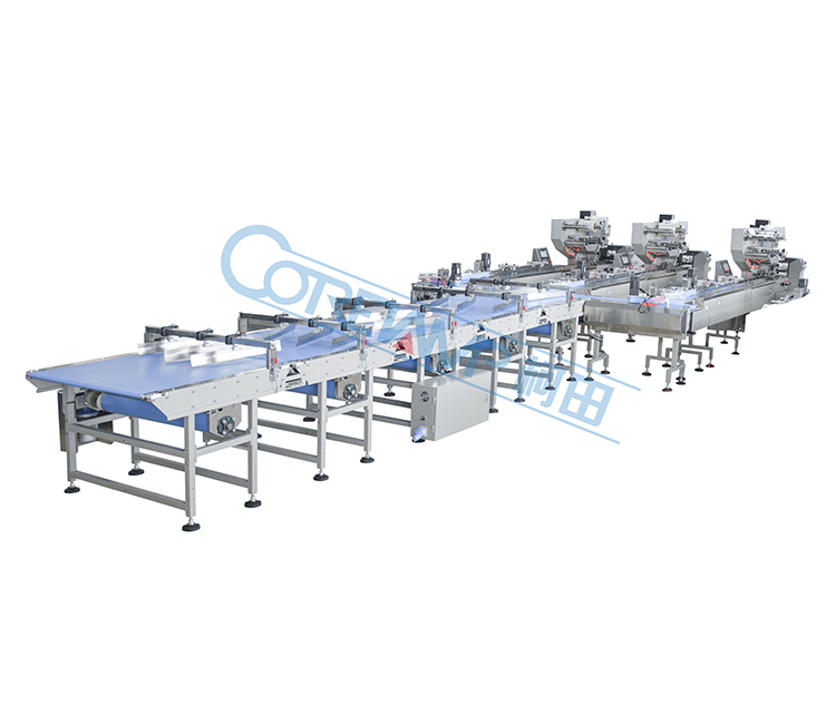VT-1-3 FEEDING AND PACKAGING MACHINE