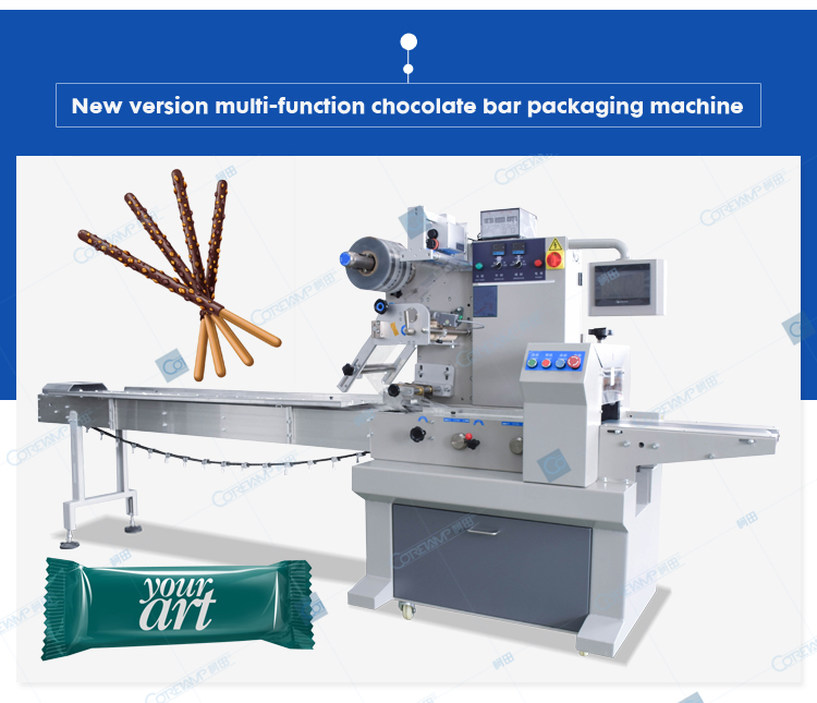 VT-210 Chocolate packaging machine