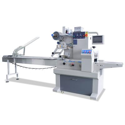 Fully automatic Horizontal Small Ice Popsicle packing machine
