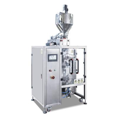 Automatic Rotary Liquid tomato Sauce filling and packaging machine