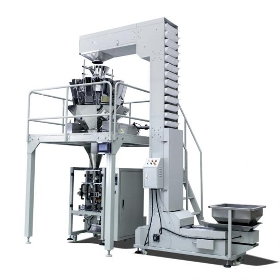 Turtle Food Packaging Machine