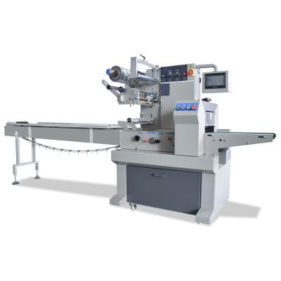 Automatic horizontal High speed 1-50 pieces multiple mask packing BOPP film Face mask KN95 packaging machine
