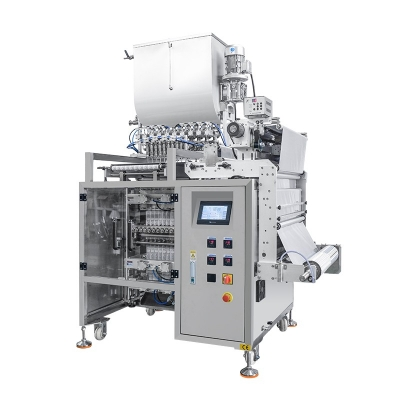 Automatic High speed Multi-lane Syrup Stick Liquid packaging machine