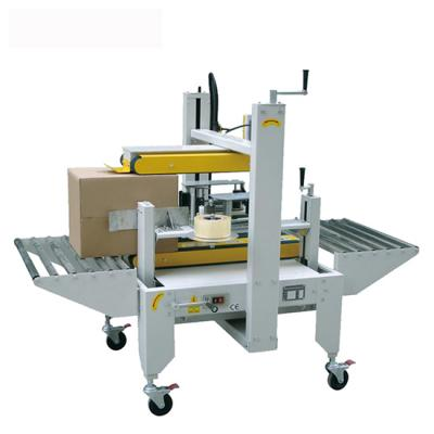 Automatic two side case sealer box carton sealing machine packing machine